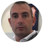 Matteo Conci, Technical Superintendent, d'Amico