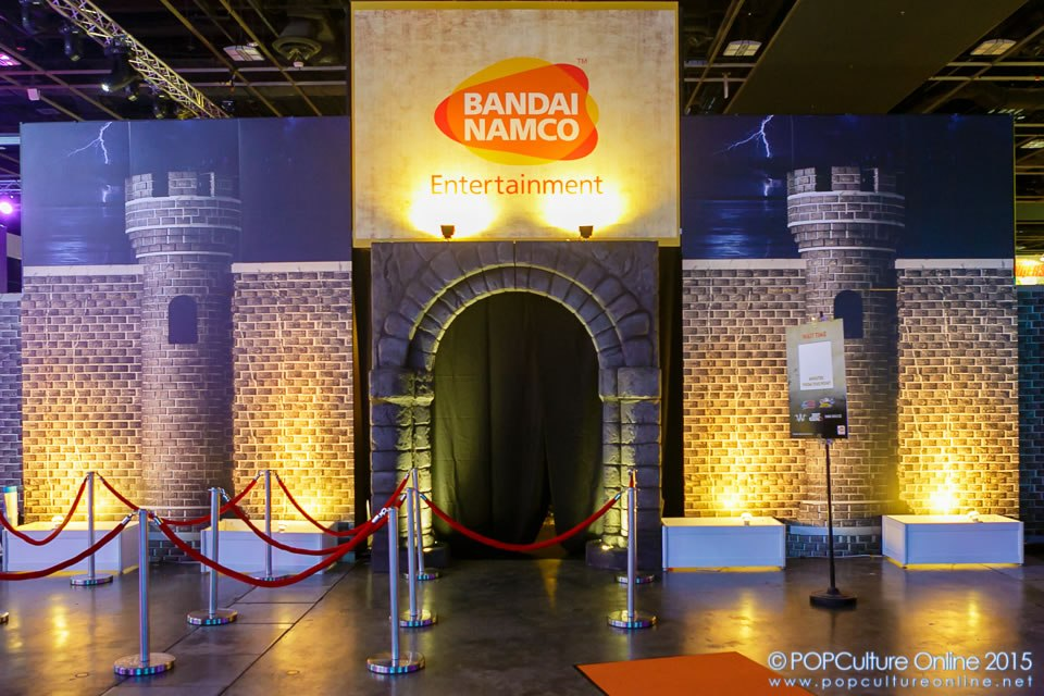 GameStart-2015-Bandai-Namco-Entertainment-Asia-Booth-Entrance.jpg