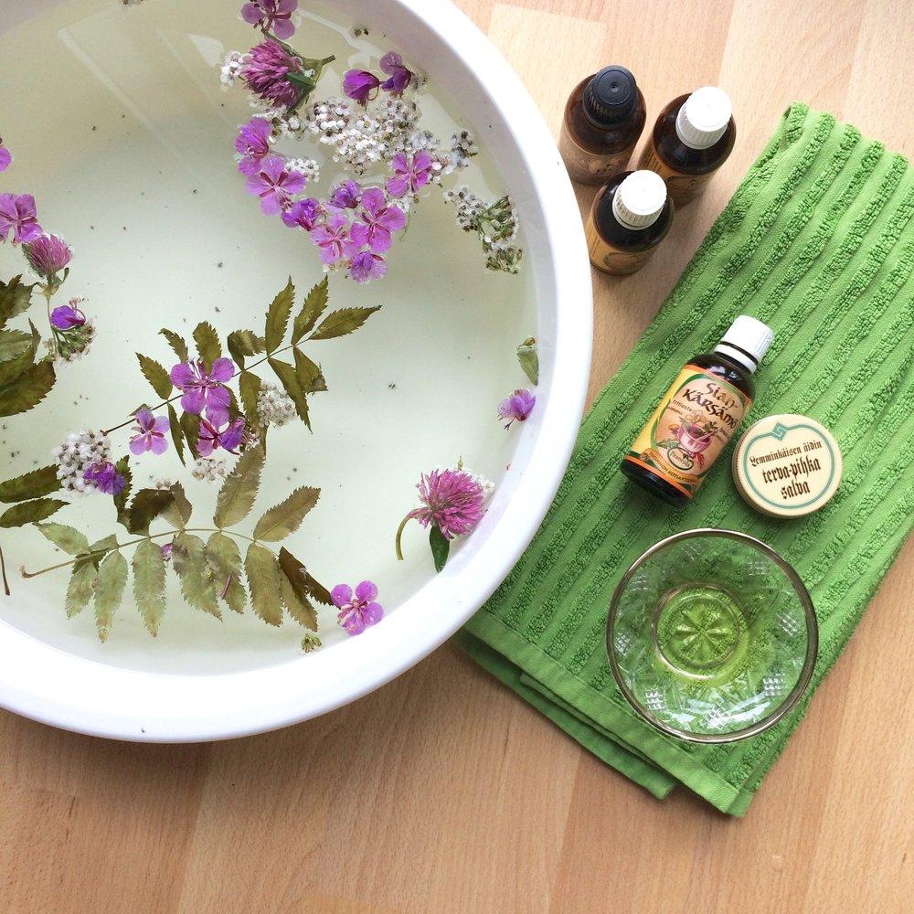 Frantsilan tuotteet ovat käytössä myös hoidoissamme.