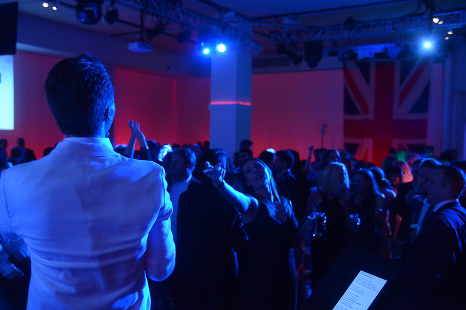 BRITISH BASH - CELEBRATING THE BEST OF BRITISH IN NYC