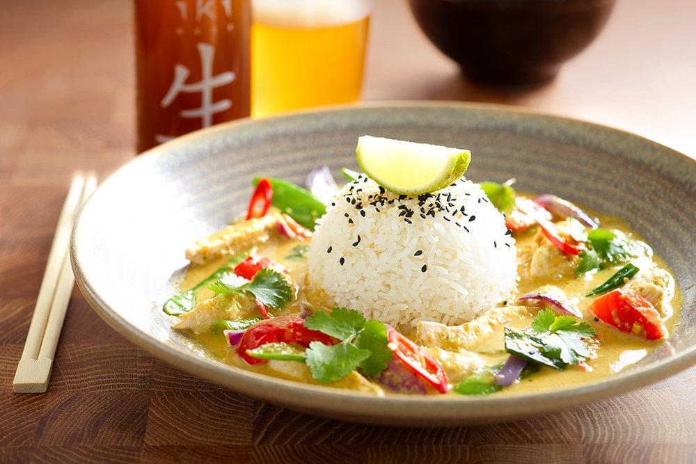 Curry Club -