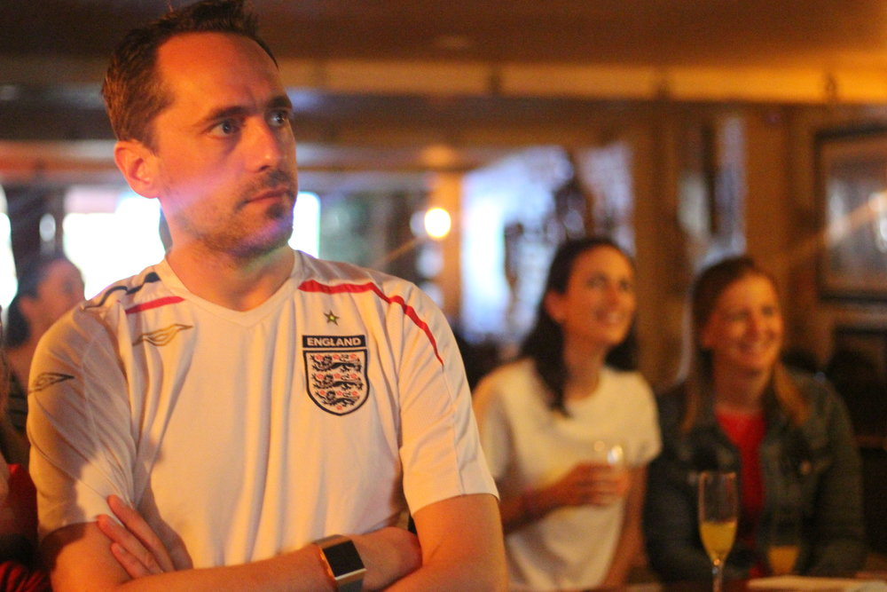 ENGLAND v. PANAMA<br>WORLD CUP SCREENING<br>24 June 2018