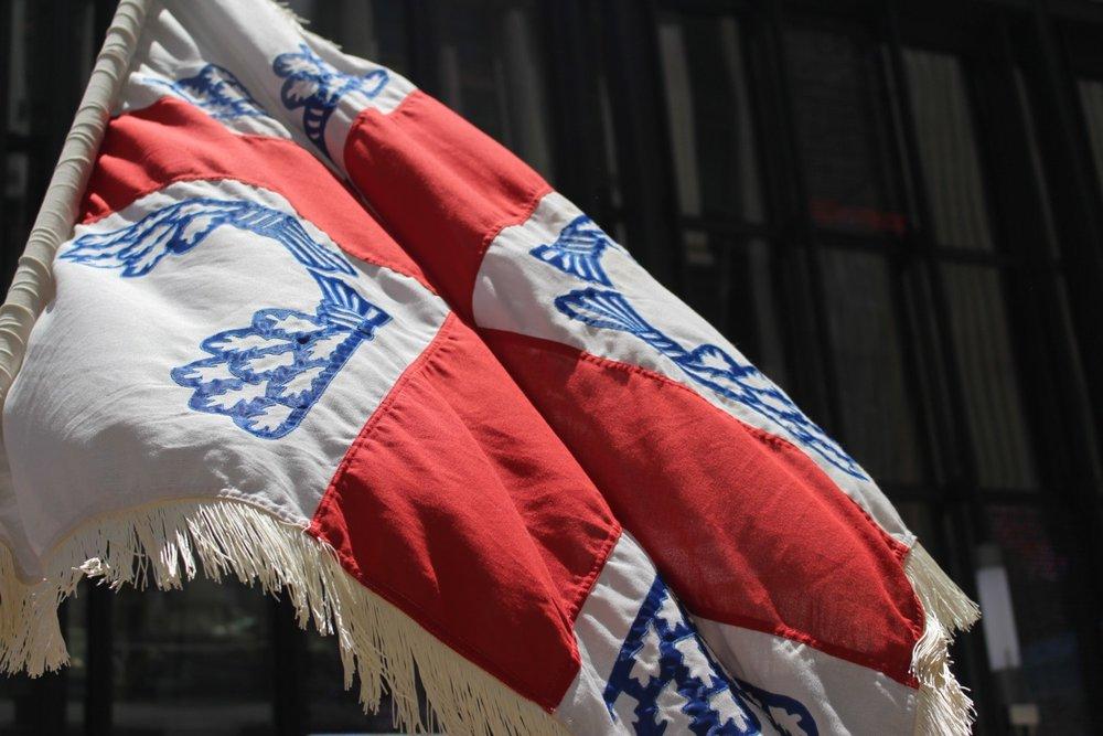 FLAG DAY PARADE