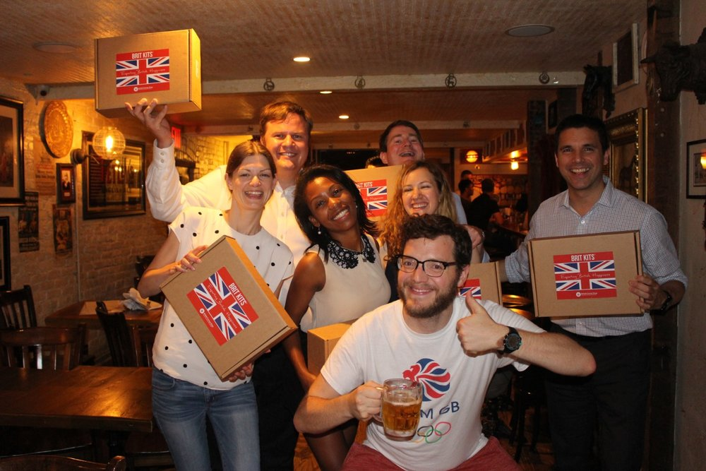 GREAT BRITISH PUB QUIZ<br>20 June 2018