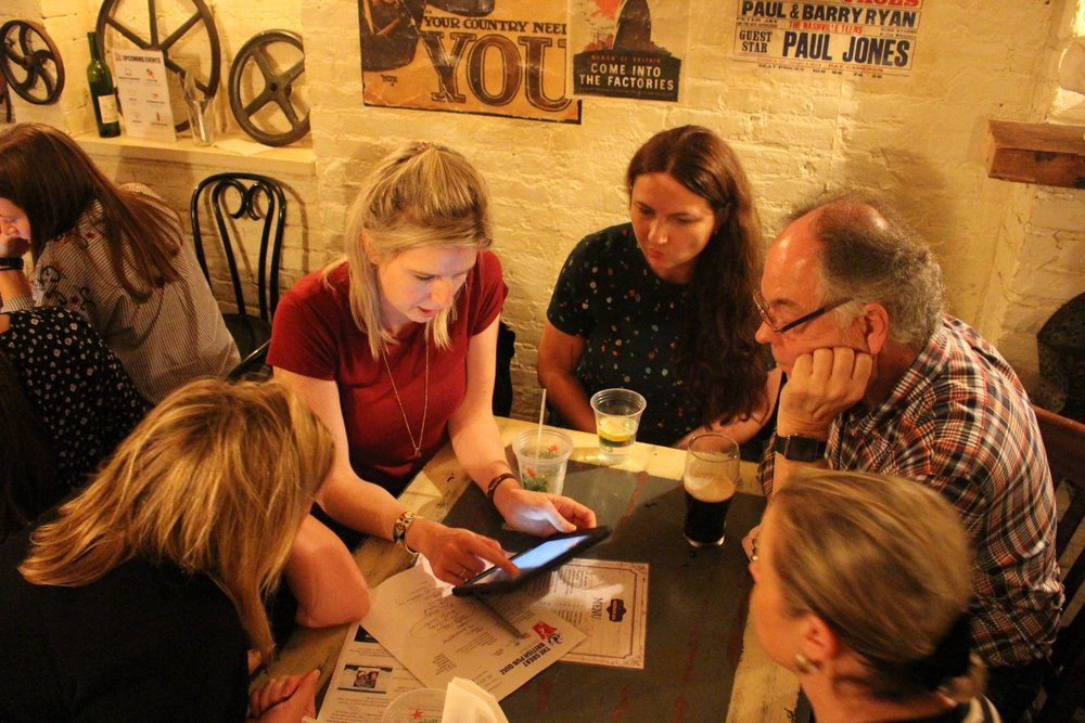 GREAT BRITISH PUB QUIZ<br>12 September 2018