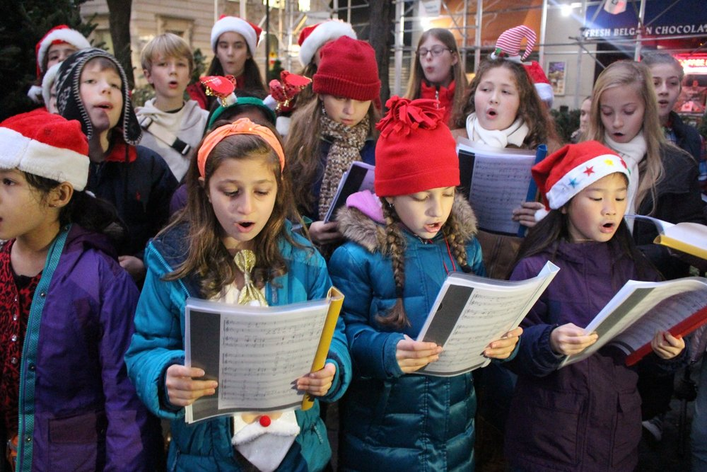 CAROL CONCERT<BR>& TREE LIGHTING<BR>3 December 2017