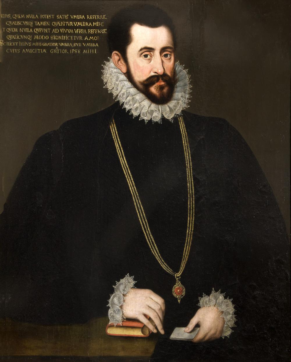 Sir Francis Walsingham, MP or Sir John Wolley, MP. © National Trust