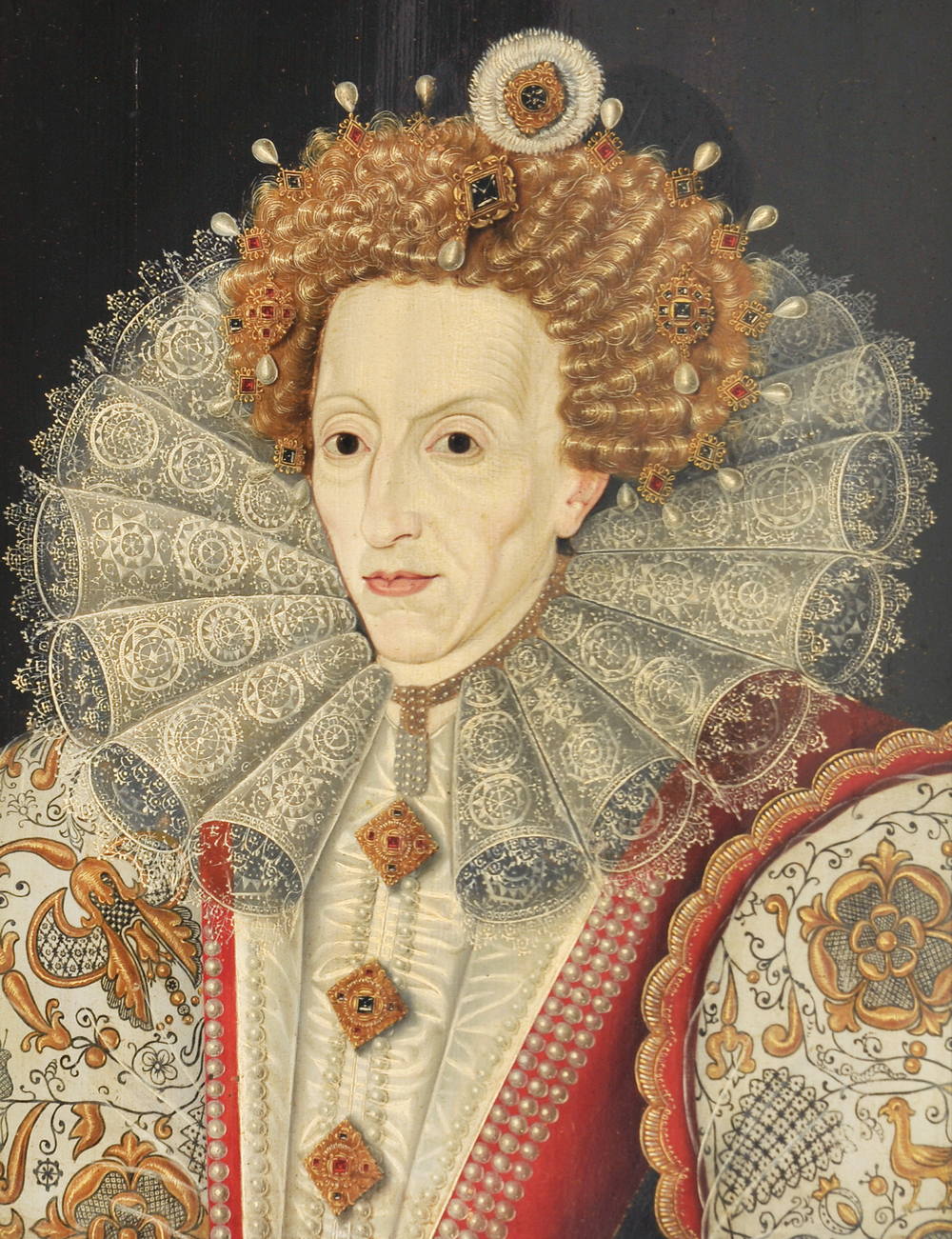 Queen Elizabeth I, by English School. ©National Trust Images