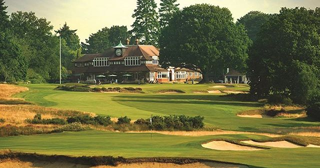 Countdown til tour. EUGC will be kicking off with a gem #pimms #bleedthebadge #eugctakingover #sunningdale