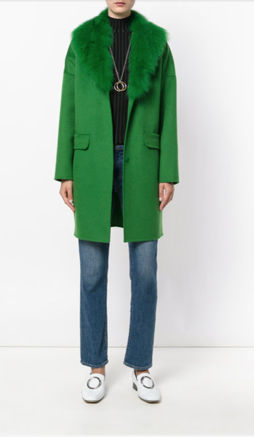 P.A.R.O.S.H.  Lover coat