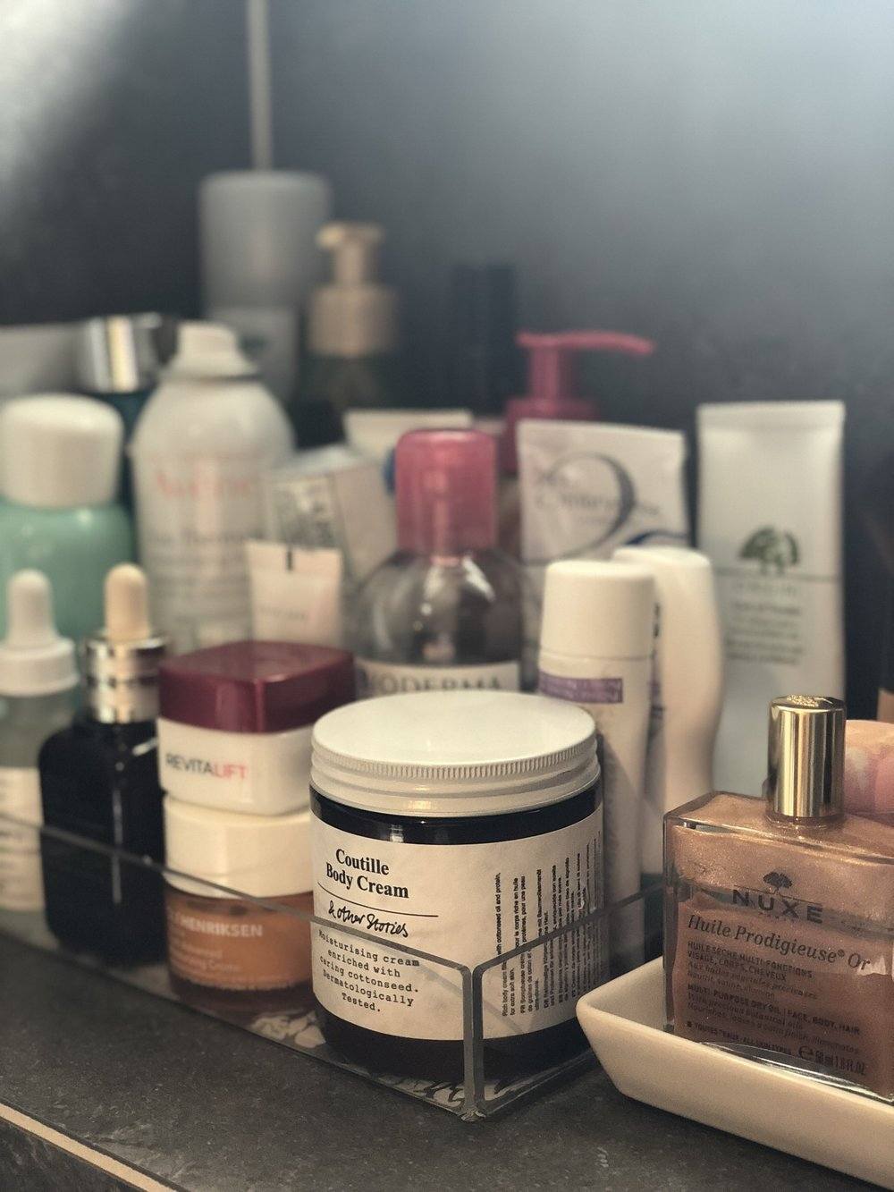 best products for a top shelf