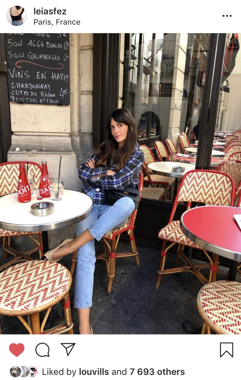 cool french girls style on instagram