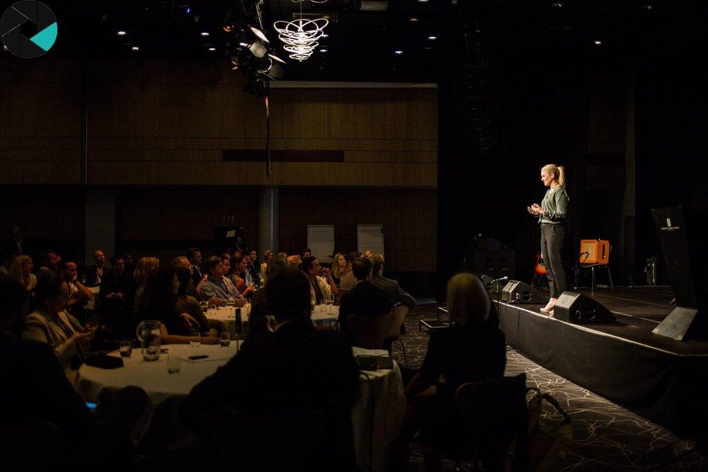 Siri Abrahamsen speaker