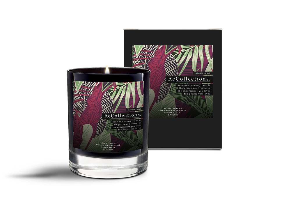 recollections candles