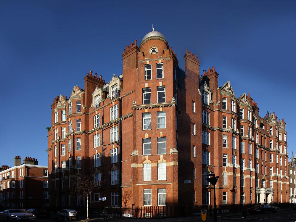 York House. Marylebone, London.