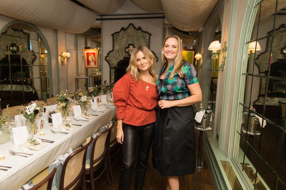 Lucy Williams & Marisa Hordern