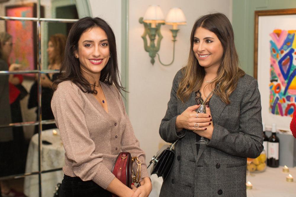 Kavita Cola & Sarah Ellis