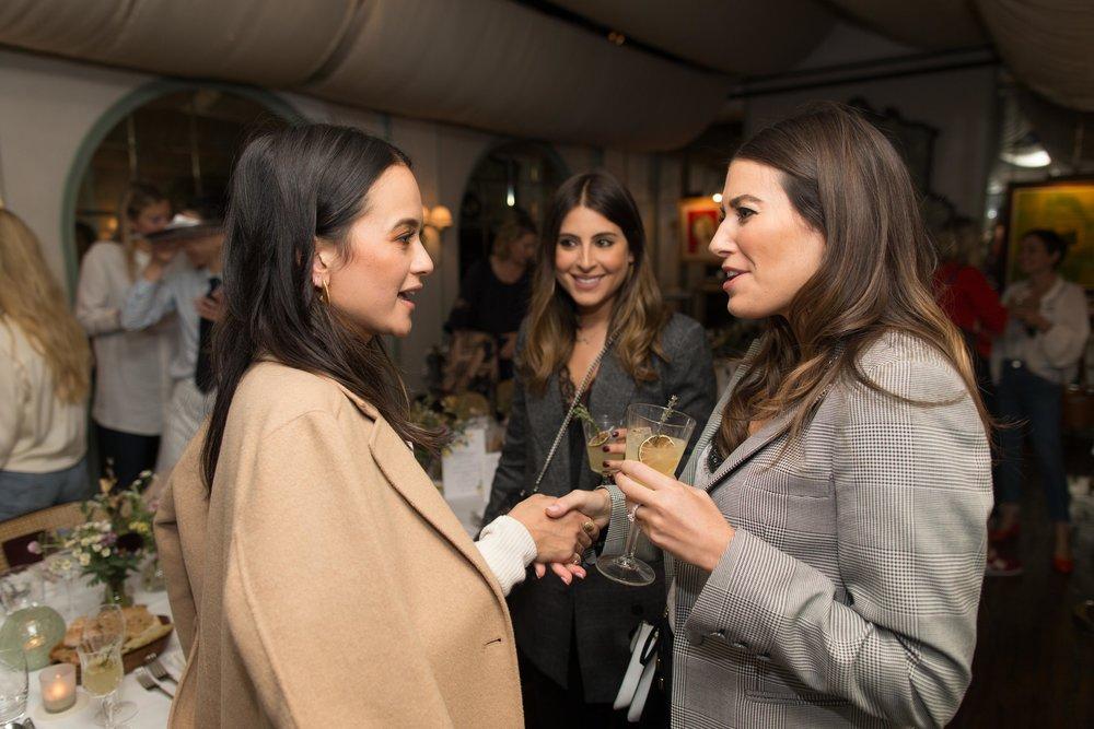 Anna Vitiello, Sarah Ellis, Philippa Bloom