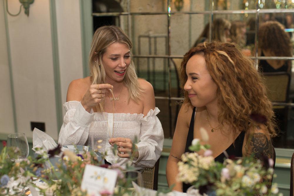 Lindsey Holland & Samantha Maria