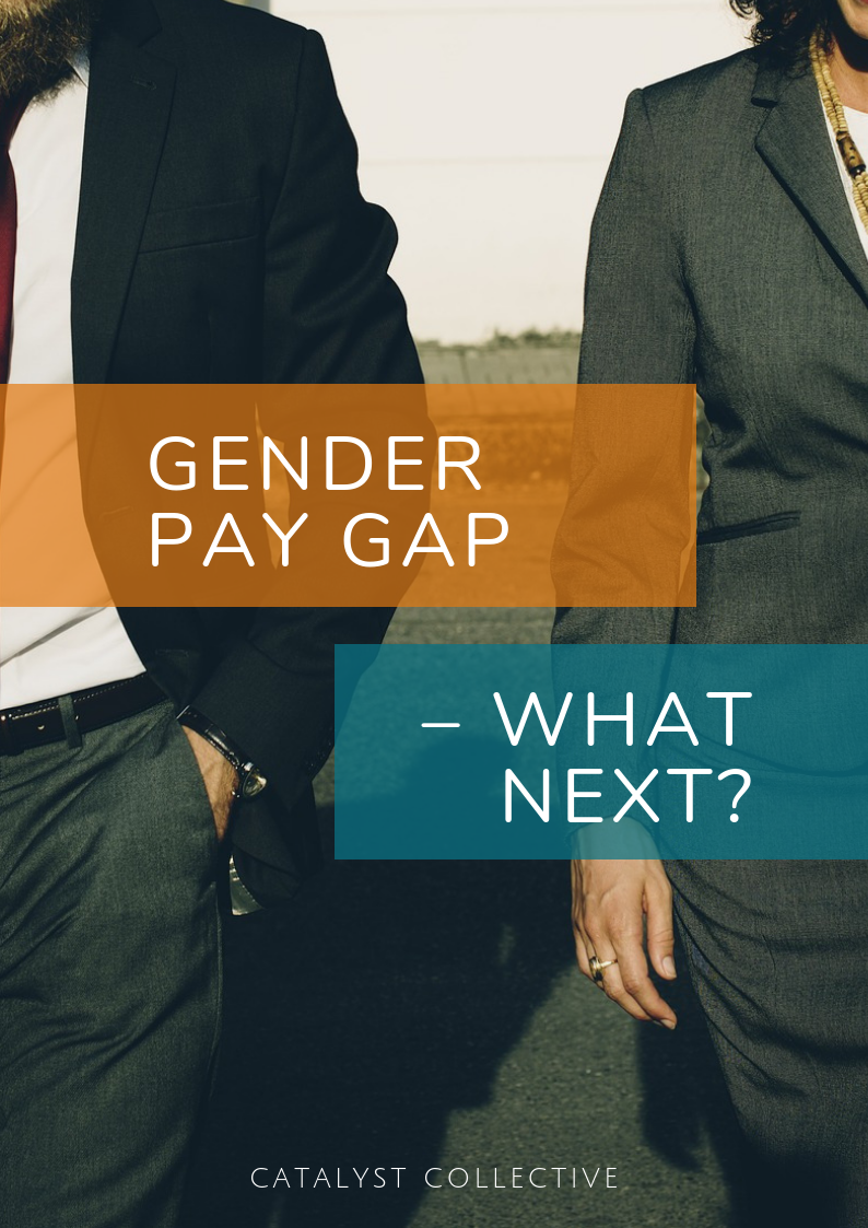 Gender Pay Gap - What Next? - FULLY REVISED FOR 2019Having your company's gender pay gap data isn't enough. You need to understand what causes the pay gap and then do something about it!This 10-step Action Plan gives you the roadmap to follow.Inside this free report you'll discover:• The underlying CAUSES of the gender pay gap - it's not just the 'usual suspects' of motherhood, negotiation and male bias • How to use the data you've got to INFLUENCE change in your context• Which ACTIONS make the biggest difference - what will waste your time and money, and what will really shift the dialYou'll have a clearer intersectional analysis, as well as a robust set of action steps. Select the strategies that work for your context, so you can lead and influence powerful culture change with confidence!
