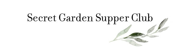 Secret Garden Supper Club