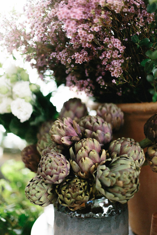 Photography: Maya Maréchal. Florist: Julie Guittard