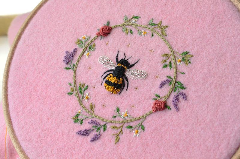 Queen bee by Adam Pritchett