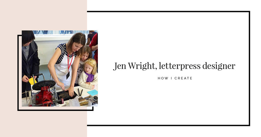 How I Create: Jen Wright, Inky Collective