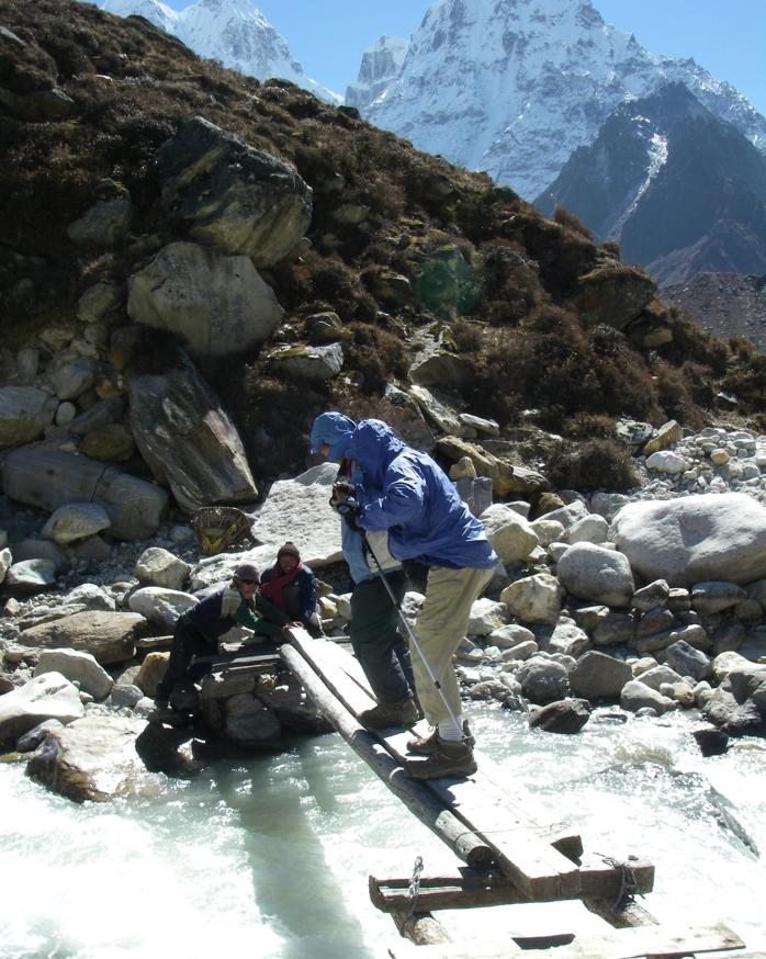 Kangbachen, Kanchenjunga