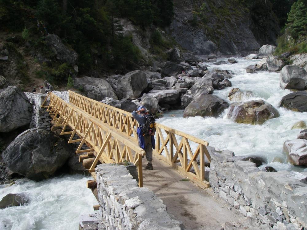 Dudh Kosi, Khumbu