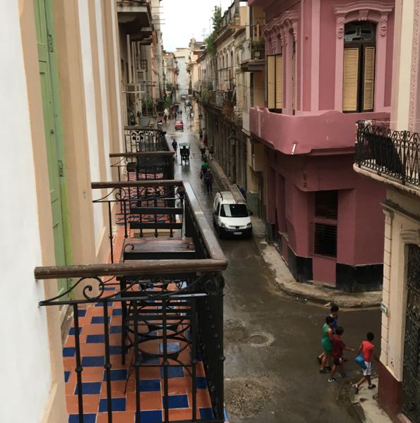 Streets of La Habana Vieja (Old Havana), Cuba, 2016.