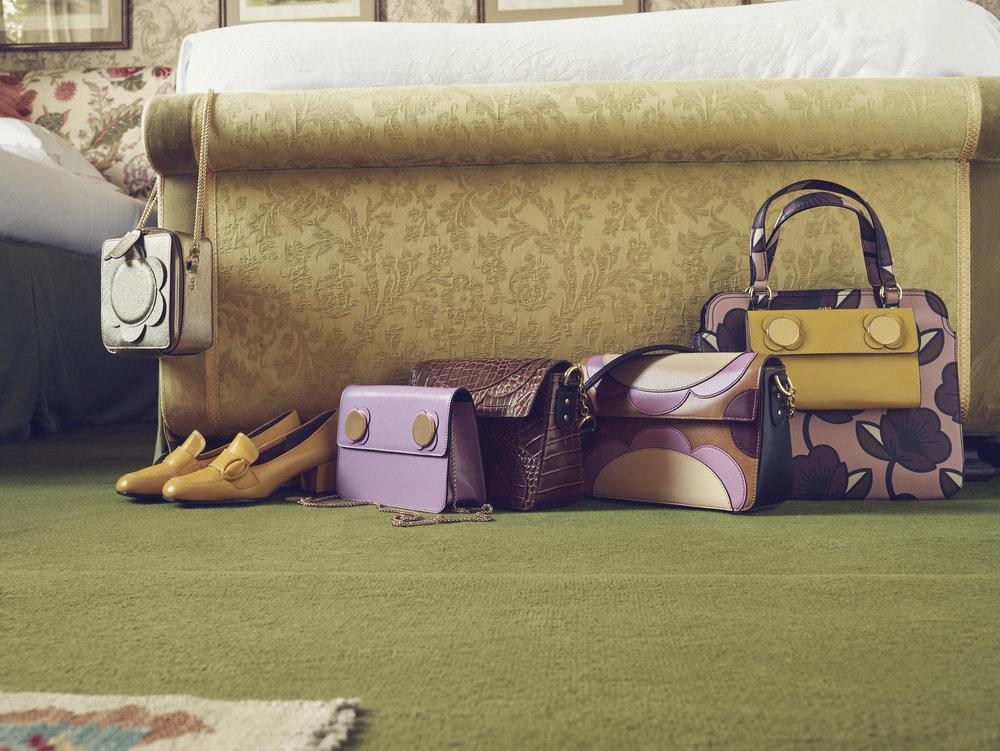 Orla Kiely AW17 Bags