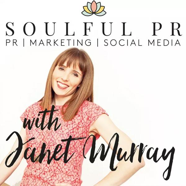 Janet Murray  Soulful PR