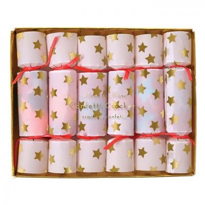 Meri Meri Star Crackers | £11.00