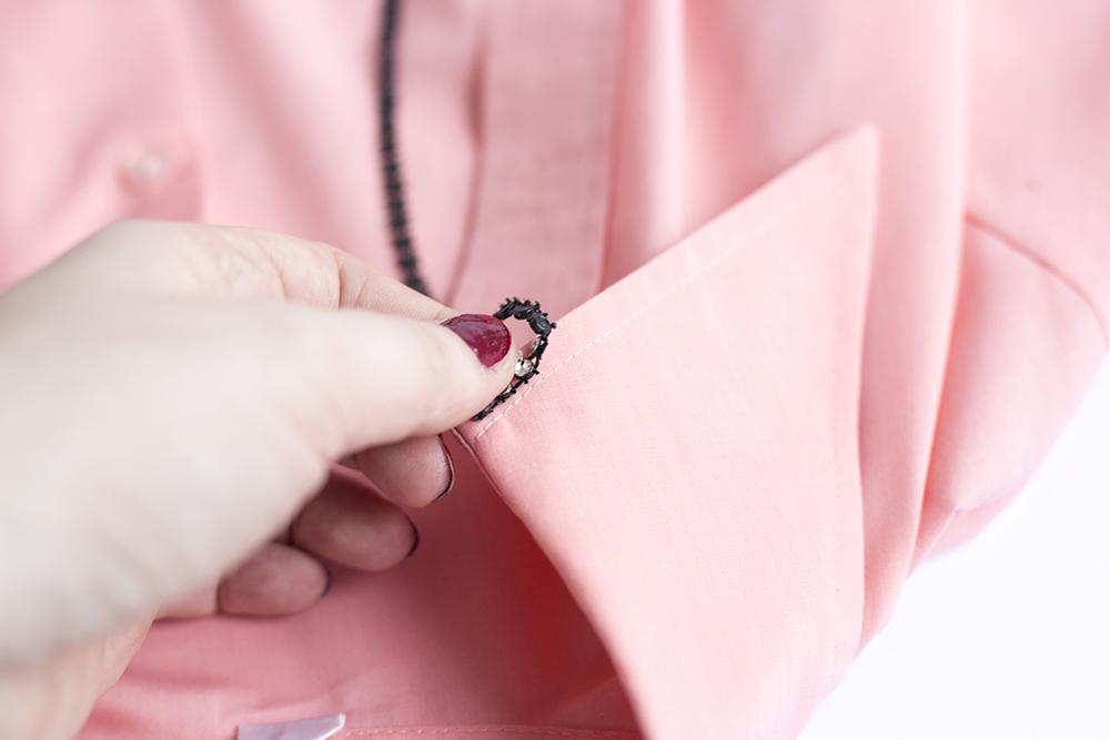 Gucci Inspired Diamonte Shirt Collar8.jpg