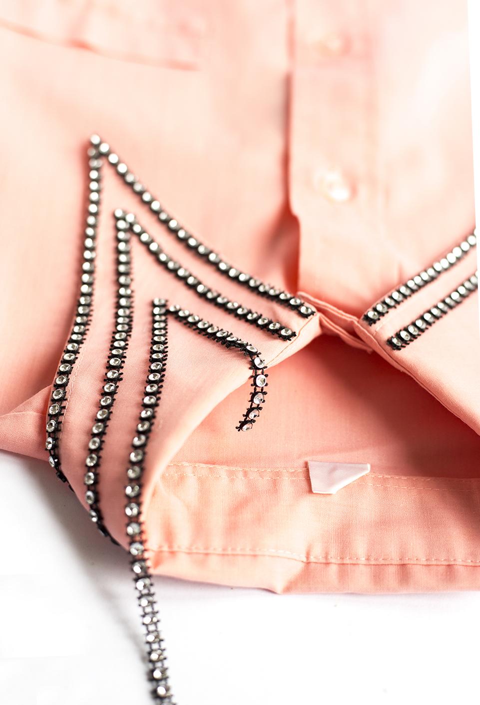 Gucci Inspired Diamonte Shirt Collar 1.jpg