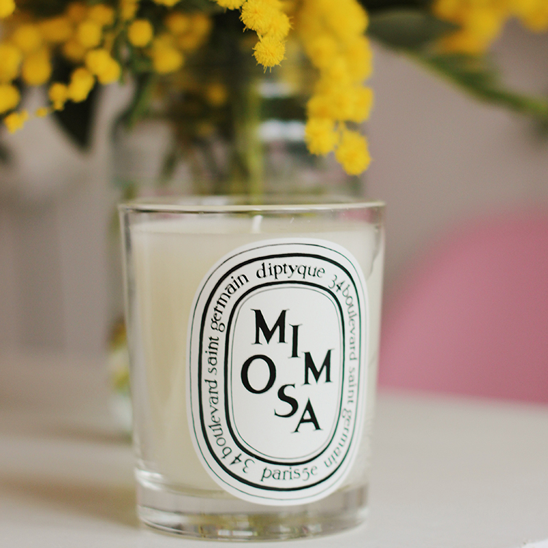 Diptyque Mimosa Candle.JPG
