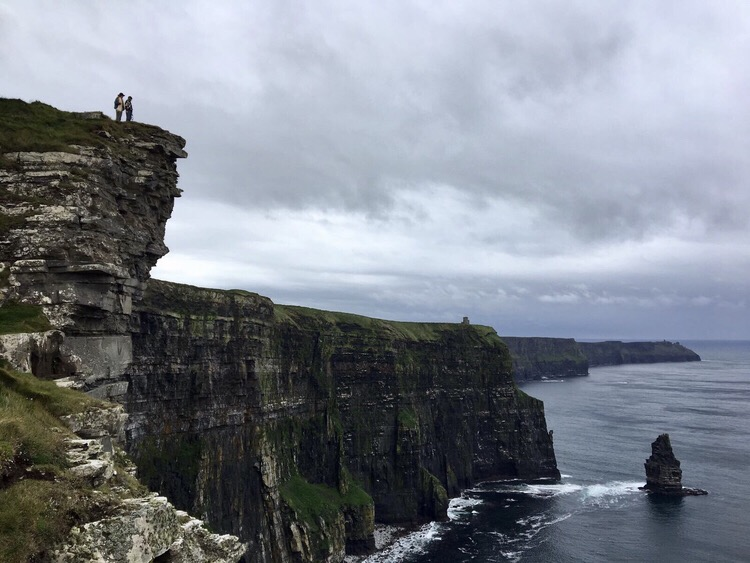 Hike along the Cliffs of Moher