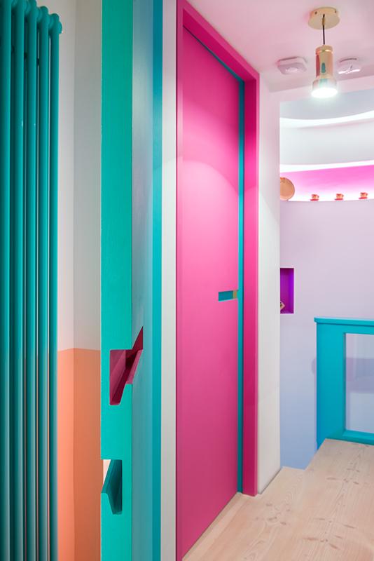 flush-door-design-modern-pink