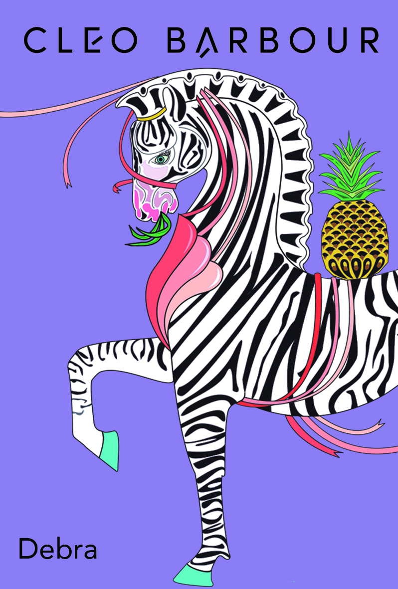 Debra-zebra-tropcial-vibes-carfest