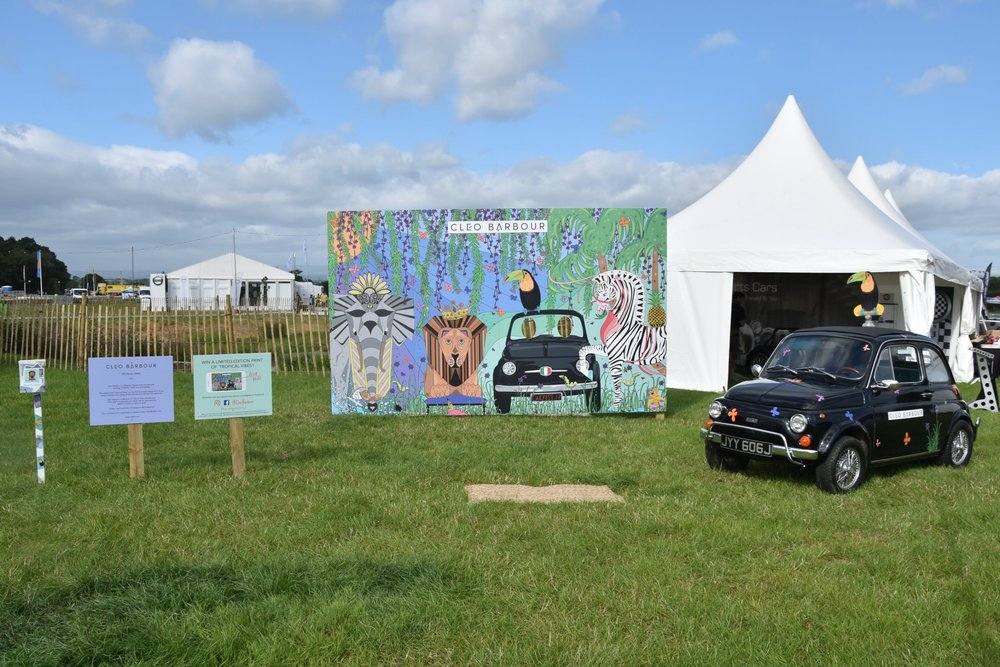 carfest-tropical-vibes-cleo-barbour