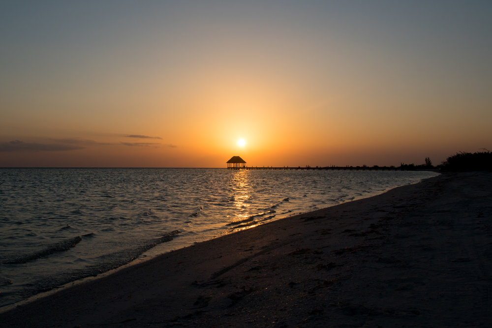 beautiful-sunset-holbox-mexico