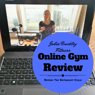 Julia Buckley online gym