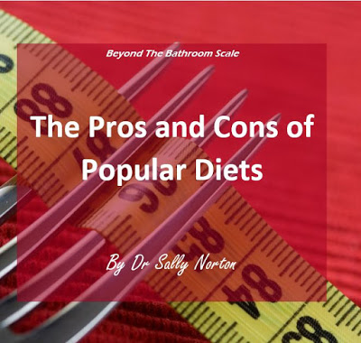 pros and cons of diets