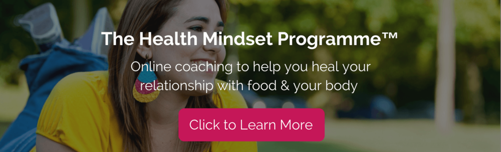 The Health Mindset Programme intuitive eating course