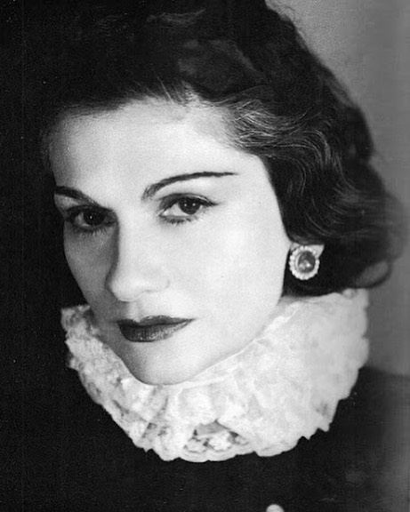 """The most courageous act is still to think for yourself. Aloud."" -Gabrielle Bonheur ""Coco"" Chanel"