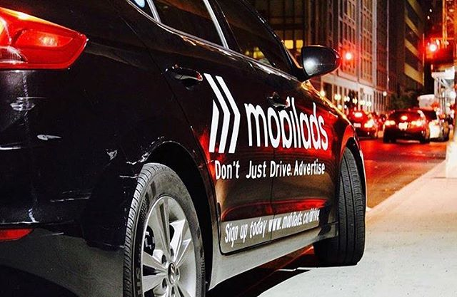 @mobilads.ny is at the forefront of rideshare advertising. • The team takes a unique approach to deliver a best-in-class branding experience. • They match drivers' historical driving patterns with customers' targeted geographies, install high call-to-action vinyl advertisements on a fleet of vehicles, and deploy the fleet to kick off the campaign and start generating impressions. Did we mention data transparency? Customers have clear line-of-sight into how their campaign is performing all along the way. • • • • • • • • • • • • #advertising #branding #nyc #uber #lyft #taxi #eventplanner #plannerlife #marketing #OOH #brooklyn #manhattan