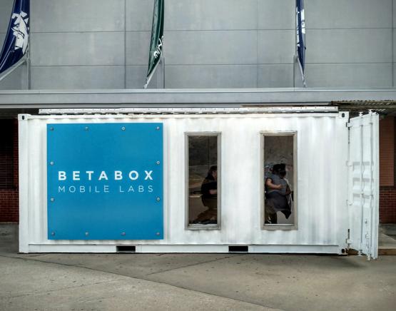 - Betabox
