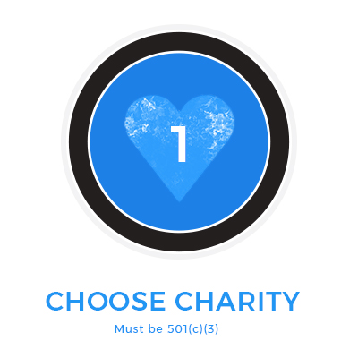 100% of all entry and trading fees go to winning players' charities.  Learn more  about charities.