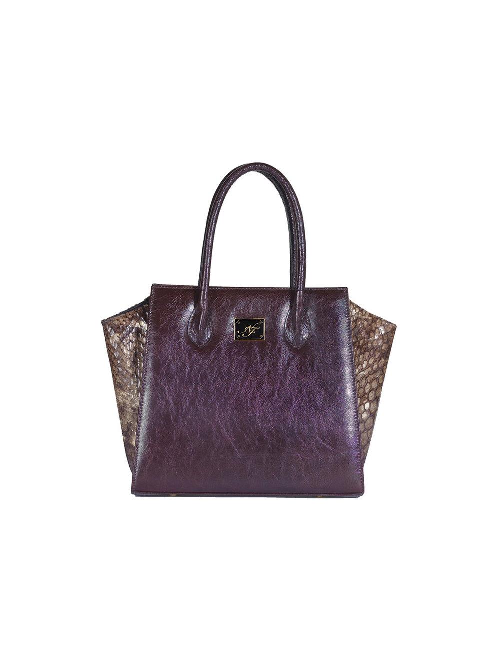 Bolsa Vbag violeta - $275